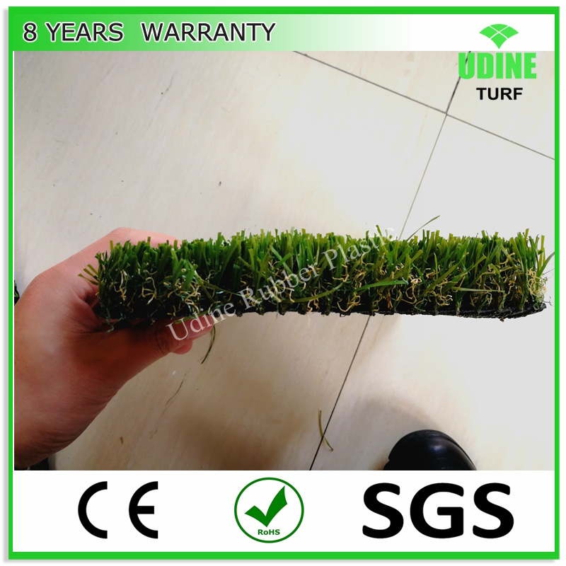 35mm Synthetic Grass for Landscaping with 14000 Dtex