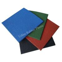 Distributor of Playground Rubber Tiles with SGS Certificate