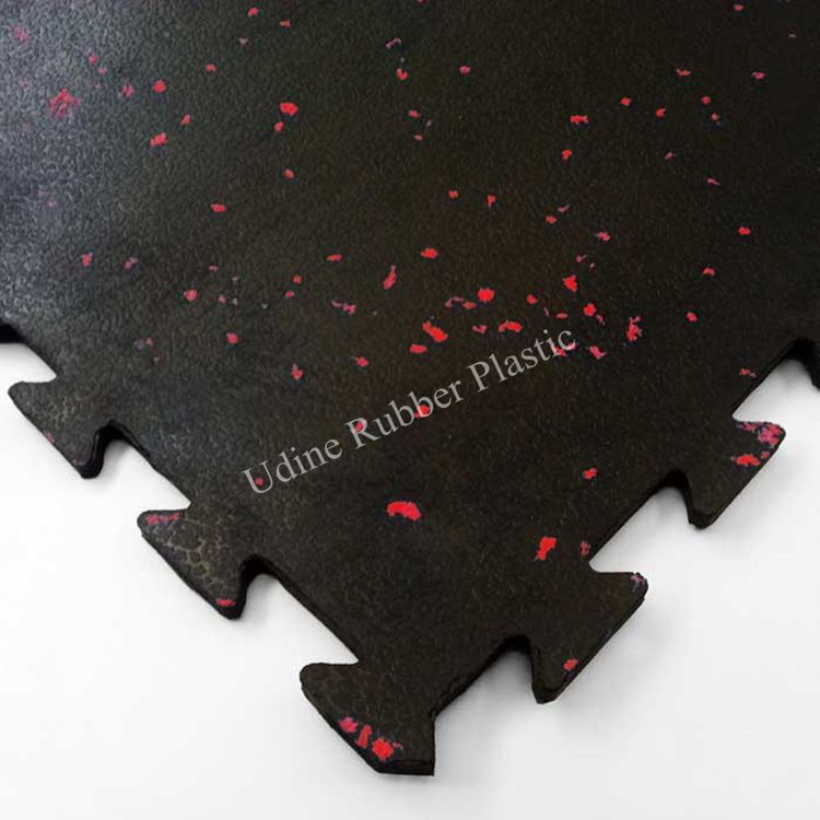 X-Fit Rubber Flooring with 20% Flecks