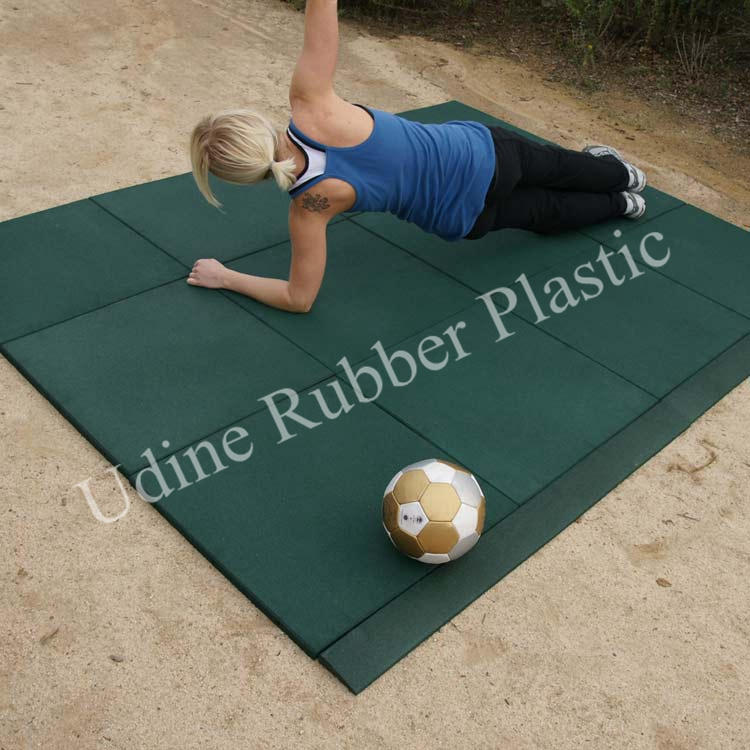 Playground Safety Mat Tiles Heavy Duty